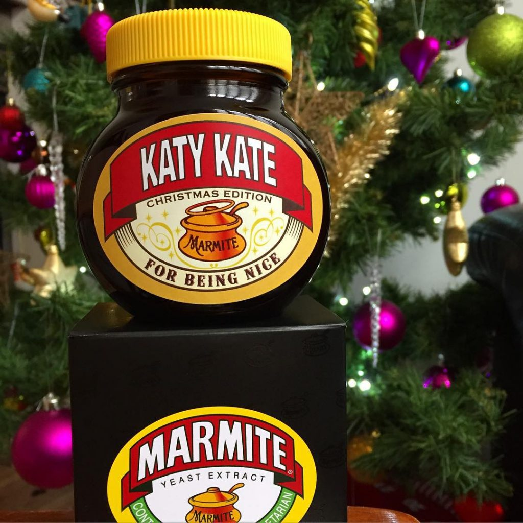 Christmas marmite! Better late than never! merrychristmas marmite mymarmite loveitorhateithellip