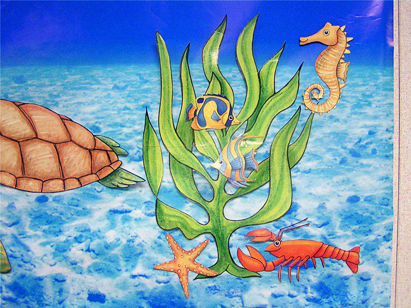 Under the Sea Classroom display ~ Kate Hadfield Designs 3