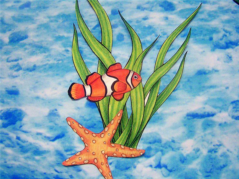 Under the Sea Classroom display ~ Kate Hadfield Designs 6
