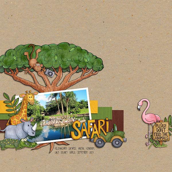 KATE HADFIELD DESIGNS Scrap Like: Mrs Peel blog challenge layout by Melanie