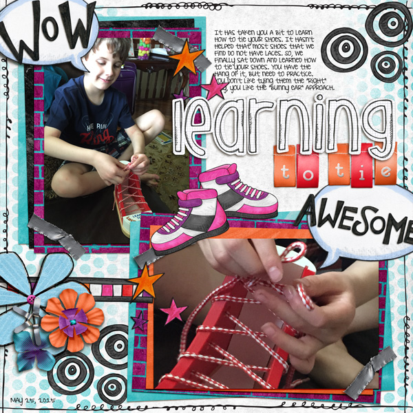 Kate Hadfield Designs CT layout by Rebecca