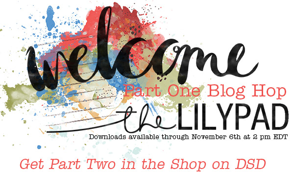 The Lilypad DSD Blog Hop 2015