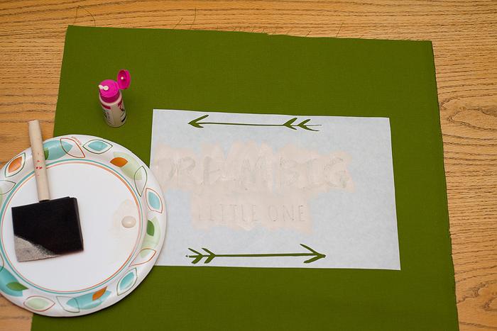 How to make a printed cushion using digital scrap supplies ~ Kate Hadfield Designs