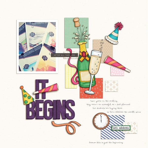 Kate Hadfield Designs CT layout by Melanie