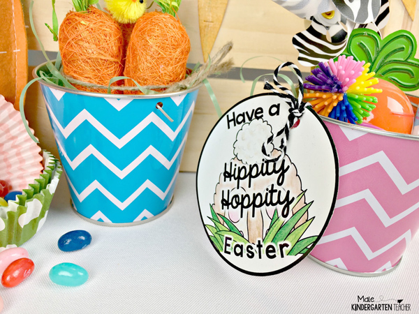 Classroom Easter Egg Hunt by Male Kindergarten Teacher   Kate Hadfield Designs