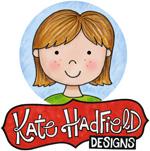 Kate Hadfield Designs logo