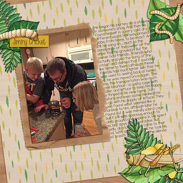 "Kate Hadfield Designs Creative Team ""Scrap Like Kristina"" FREE template 