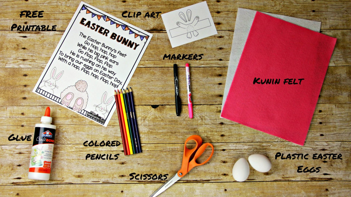 Easy Easter egg-wrap craft for kids | printables from Kate Hadfield Designs and the Male Kindergarten Teacher
