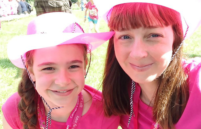 Cancer Research UK's Race For Life fundraiser | Kate Hadfield Designs