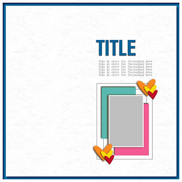 Using digital scrapbook templates in photoshop elements 13 youtube.